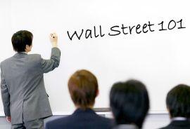 Wall Street 101